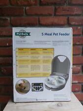 PetSafe Eatwell 5 Meal Timed Automatic Pet Feeder  NIB