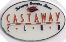 Disney Pin: DCL Disney Cruise Line Castaway Club 2000