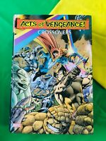 Acts of Vengeance: Crossovers Marvel Omnibus Hardcover Graphic Novel