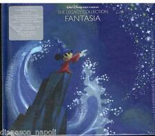 #0050087321130 Walt Disney Records The Legacy Collection fantasia 4 Cd' CD N