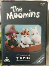 Moomins The Complete Collection 7 Disc Set Die Mumins