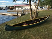 Wood Canoes For Sale Ebay