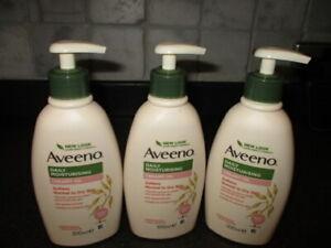 Aveeno Daily Moisturising Creamy Oil 3x 300 ml