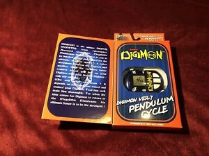 Digimon Bandai Version 7 Pendulum Cycle Very Rare