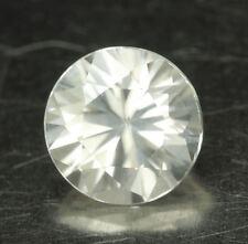 weisser    ZIRKON / ZIRCON    Diamantschliff     ca. 1,4 ct