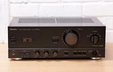 TECHNICS SU-V570 PXS Cap HI-FI STEREO AMPLIFICATORE INTEGRATO CON PHONO CLASSE AA
