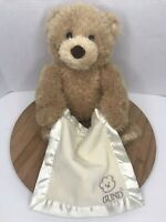 "Gund Peek-A-Boo Teddy Bear Animated Stuffed Animal Plush 11.5"" 321093"