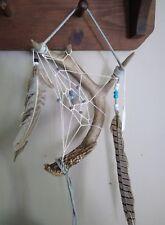 Native American Antler Dream Catcher
