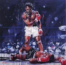 KNOCKOUT (Muhammad Ali vs. Sonny Liston) by Michael Bryan - I AM THE GREATEST!