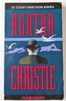 Gli Elefanti Hanno Buona Memoria Agatha Christie Oscar Mondadori N.1460 1999