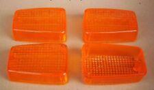 Honda CB 650 750 900 1100 F Bol d´Or Blinkergläser 4 Stück Blinker - Glas SC01