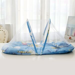 Baby Crib Netting Portable Foldable Bed Mosquito Net Polyester Newborn Tent Trip
