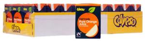 CALYPSO | Pure Orange Juice 200ml (27 Cartons) | EXPIRED - CLEARANCE