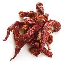 Secchi Peperoncino - Interi Secchi Kashmiri Capsule 50g Per 1kg. Massima Qualità