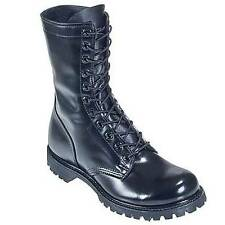 RIGHT BOOT Corcoran 976 AIRBORNE Paratrooper Jump Master Inspection Boot 9w WIDE