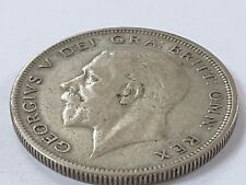 1929 George V Half crown (ref 2) nice coin