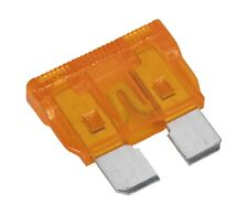 New 40A standard fuses pack of 20, 40 AMP blade fuses, for car motorbike van