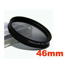 Filtre Polarisant Circulaire Ø46mm CPL pour Panasonic Lumix Leica Olympus