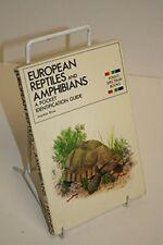 European Reptiles and Amphibians: A Pocket Identif... by Blum, Joachim Paperback