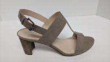 Nine West Plummy 2 Slingback Heels, Grey, Women's 10 M