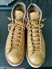 Thorogood 1892 Heritage Portage Lace-to-Toe Monkey Boots 8D