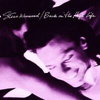 STEVE WINWOOD - BACK IN THE HIGH LIFE  CD  8 TRACKS INTERNATIONAL POP  NEUF