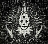 Lacrimosa  - Zeitreise Deluxe Edition 2CD NEU OVP