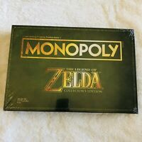 MONOPOLY: The Legend of Zelda Collector's Edition - NEW SEALED