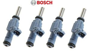 4 New BOSCH Genuine OEM Audi TT 1.8T AMU Fuel Injector Set 06A906031J 0280155892