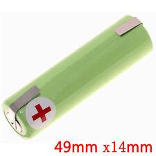 1PCS 1.2V Battery for Braun Oral-B Vitality Type 3709/1500mAh 49mm x 14mm OZ