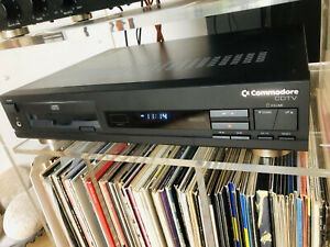 Commodore Cdtv Model Cd-1000