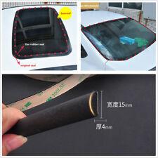 5M Car Window Sealant Rubber Sunroof Triangular Window Sealed Strips Seal Trim