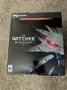 Witcher 3 Collectors Edition Box
