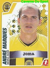 028 ANDRE MARQUES PORTUGAL SC.BEIRA-MAR FC Sion STICKER FUTEBOL 2012 PANINI