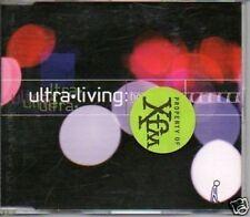 (224B) Ultra Living, Homesick - DJ CD