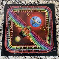 Journey Departure Original Vinyl LP FC 36339 USA VG+/EX