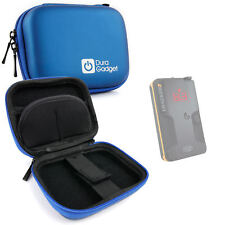 Blue Hard Shell Case for Pieps DSP Pro, BCA Tracker 3 Avalanche Transceiver
