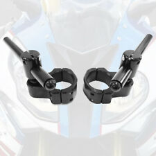 Adjustable Shift Clip-ons Handle Bars 55mm for Pro Caken Performance Stunt CNC