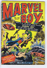 Marvel Boy #40 Bell Features Pub CANADIAN EDITION