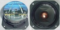Audio Nirvana Super 4+ Ferrite Fullrange DIY Speaker Kits (2 speakers)