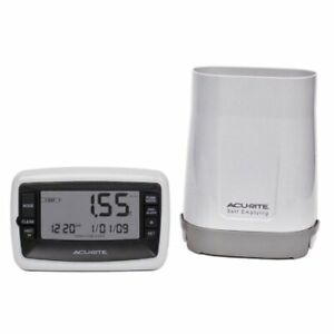 Acurite Wireless Digital Rain Gauge with Self-Emptying Collector