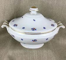 Large Vintage Tureen Hutschenreuther China Selb German Porcelain Lidded Soup