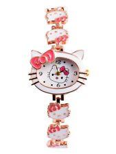 Hello Kitty Six Face Watch Light Pink Hello Kitty Water Resistant Wristwatch, HK
