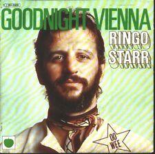 Ringo Starr - Goodnight Vienna & Oo Wee / 7inch Single