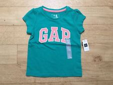 Gap Crew Neck Logo T-Shirts & Tops (2-16 Years) for Girls