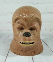 Star Wars 1995 Micro Machines Chewbacca head playset by Galoob (Incomplete)
