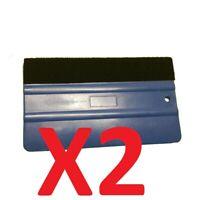 2er-XL Filzrakel- Wandtattoo Folienrakel Verkleberakel Car Wrapping Montagerakel