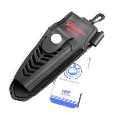 Fishing Plier Scissor Knife Case Pouch Waist Holder 2 Pocket FB-44-01