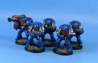 Combat Squad - Space Marines - Warhammer 40k # 3D52