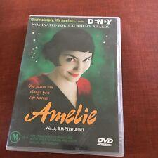 AMELIE DVD.